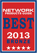 Network Products Best 2013 Award