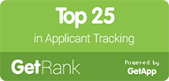 GetApp's Top 25 Applicant Tracking Software