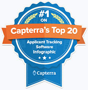 Capterra's Top 20 Award
