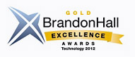 BrandonHall Gold 2012 Award